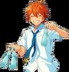 (Sparkling Sunflowers) Subaru Akehoshi Full Render