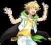 (Switch's Hope) Sora Harukawa Full Render Bloomed