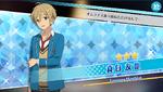 (Unforeseen Happiness) Tomoya Mashiro Scout CG