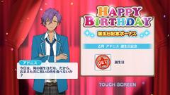 Adonis Otogari Birthday