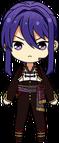 Souma Kanzaki Chocolat Fes Outfit chibi