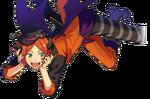 (Dark Night Bat) Hinata Aoi Full Render