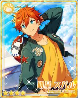 (Scorer of the Blue Sky) Subaru Akehoshi Bloomed