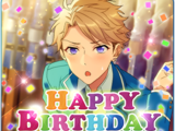 Arashi Narukami Birthday Course