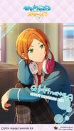 Happy Birthday Hinata Aoi Wallpaper