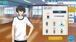 Ritsu Sakuma PE Uniform Outfit