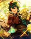 (Antique Fragment) Mika Kagehira Frameless Bloomed