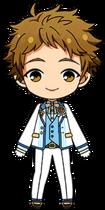 Mitsuru Tenma 3rd Anniversary Outfit chibi