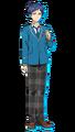 Yuzuru Fushimi Anime Profile
