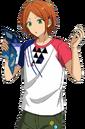 (Friend and Aquarium) Hinata Aoi Full Render