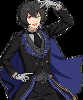 (Gathered Knight) Ritsu Sakuma Full Render Bloomed