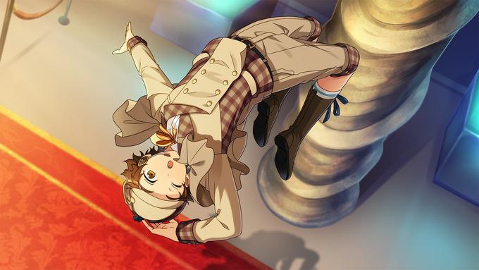 (Positive Detective) Mitsuru Tenma CG2