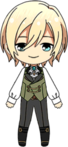 Eichi Tenshouin Noble's Formal Attire chibi