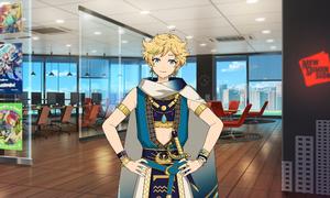 Sora Harukawa Thief Outfit