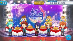 Souma Kanzaki Birthday 2018 1k Stage