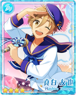 (Considerate) Tomoya Mashiro Bloomed
