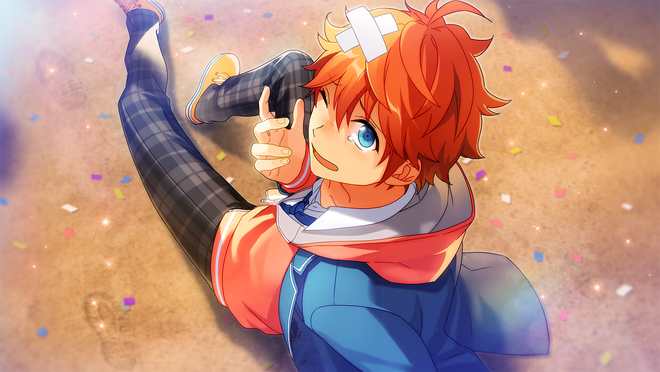 (Shooting Star Smile) Subaru Akehoshi CG