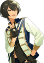 (Strategist) Ritsu Sakuma Full Render