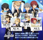 Knights Unit Info Mobile