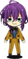 Mayoi Ayase Star-Colored Anniversary Suit chibi