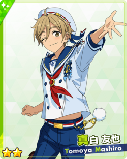 (ES Idol) Tomoya Mashiro M Bloomed