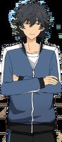 Jin Sagami PE Winter Dialogue Render