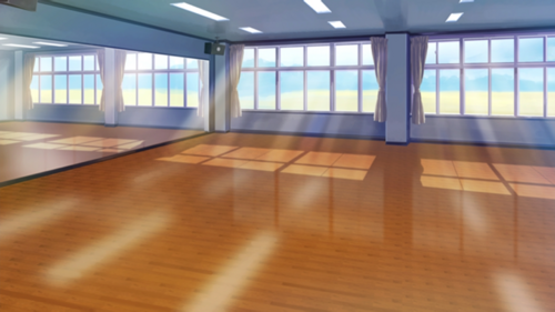 Dance Room Full