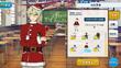 Hiyori Tomoe 2018 Christmas Santa Outfit