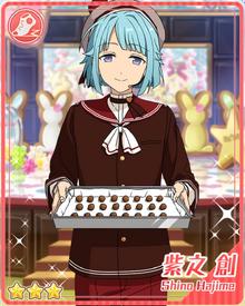 (Happy Smile) Hajime Shino