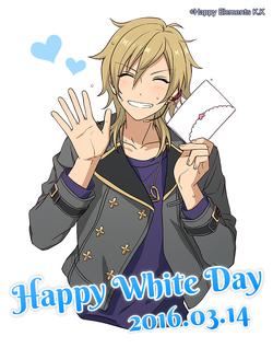 Happy White Day Kaoru 2016
