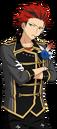 (Aching Soul) Kuro Kiryu Full Render