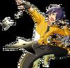 (Ninja Explosion) Shinobu Sengoku Full Render Bloomed