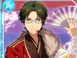 (Song of the Evening Moonlight) Keito Hasumi
