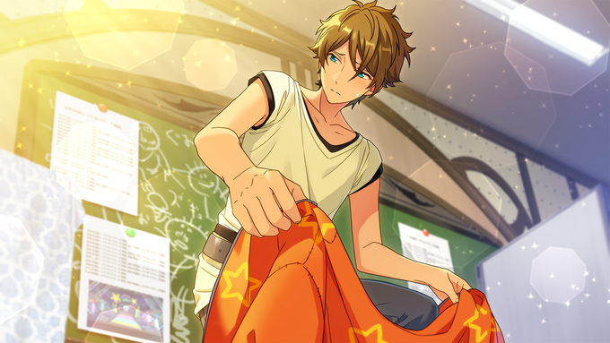 (Twinkling Stage) Midori Takamine CG