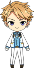 Arashi Narukami 3rd Anniversary Outfit chibi