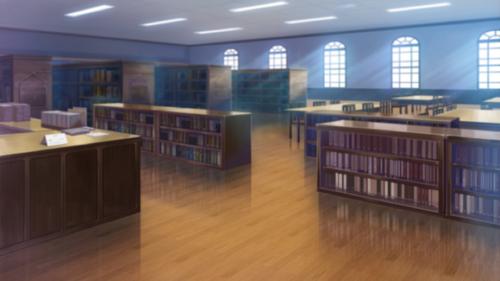 Library Full
