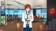 Natsume Sakasaki ES Idol Uniform Outfit