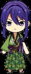 Souma Kanzaki Satsuki's Clothes chibi