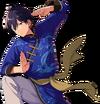 (Blue Strike) Hokuto Hidaka Full Render Bloomed