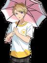 (Navy T-Shirt) Arashi Narukami Full Render