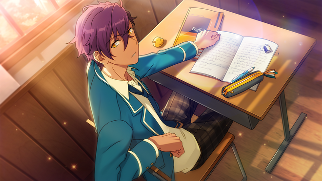 (Thoughtful of Friends) Adonis Otogari CG