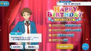Mitsuru Tenma Birthday Campaign