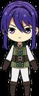 Souma Kanzaki Hunter chibi