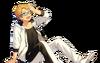 (Glasses and Rock) Makoto Yuuki Full Render