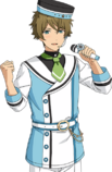(Mascot Character Thoughts) Midori Takamine Full Render Bloomed