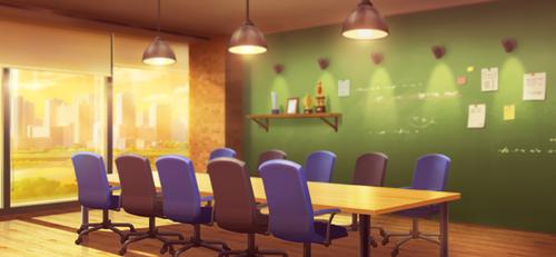 Meeting Room (Evening) Full