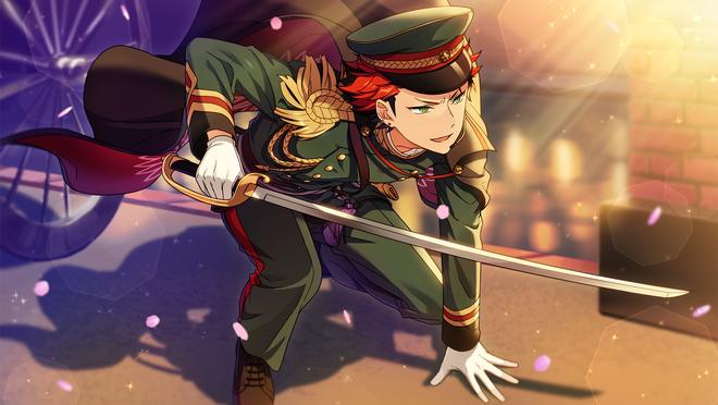 (Crimson Night Watch) Kuro Kiryu CG2