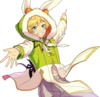 (Easter Night) Sora Harukawa Full Render Bloomed