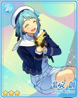 (Heart Throbbing Rabbit) Hajime Shino Bloomed