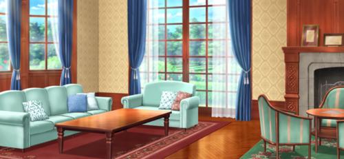 Himemiya Residence (Drawing Room) Full
